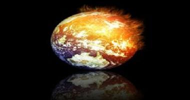 تغير المناخ الذي يسببه الإنسان سبب إرتفاع الحرارة