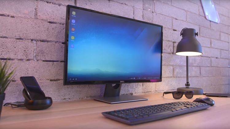"""أجهزة """"DeX"""" ستغني مستخدمي هواتف """"S10"""" عن شراء الحواسب"""