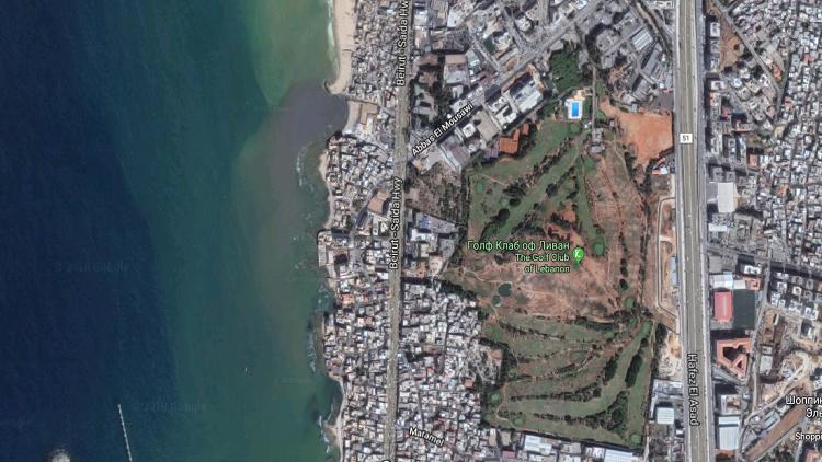الصور الفضائية تظهر مدى خطورة وسمية ظاهرة التلوث البيئي في لبنان