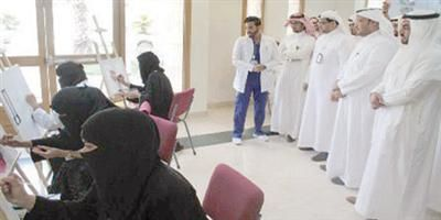 مدير الشؤون الصحية في محافظة الطائف يدشن مبادرة لمرضى ضغط الدم