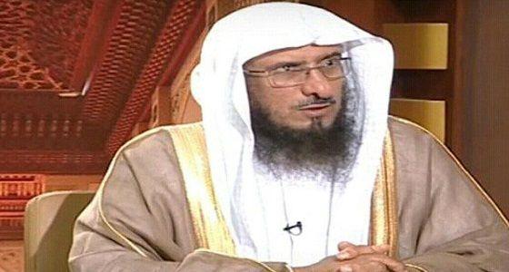 الشيخ سليمان بن عبدالله يوضح حكم الجمع بين صلاتين في حالة الغبار الشديد