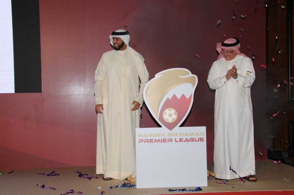 تدشين دوري أندية الدرجة الأولى بحلة جديدة تحت مسمى دوري ناصر بن حمد