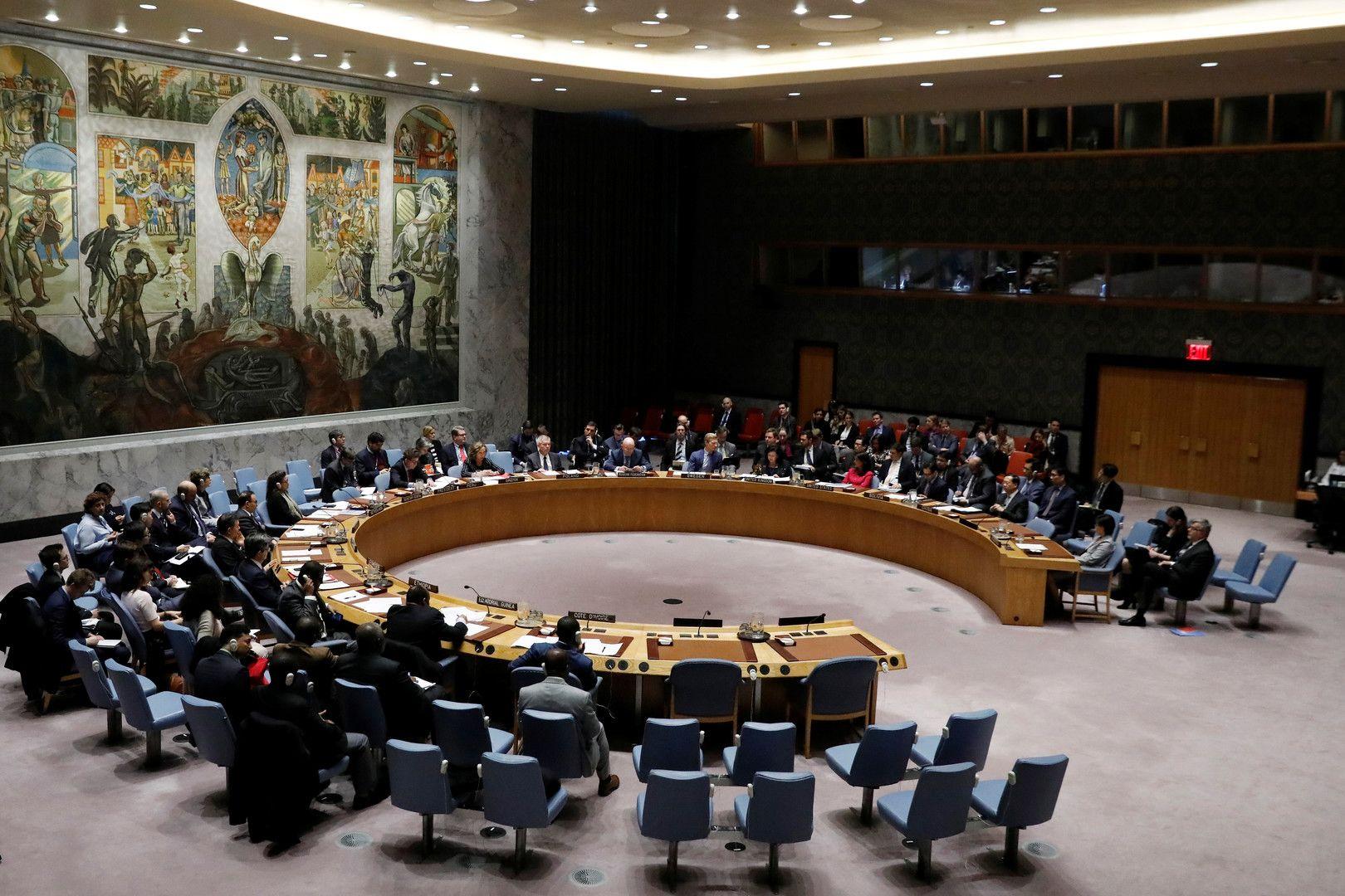 لجنة مجلس الأمن الدولي توافق على توريد المعدات لاستئناف خط الاتصال بين عسكريي الكوريتين