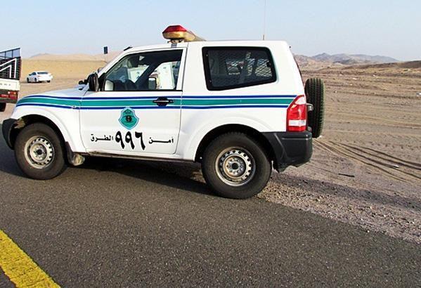 """إحباط محاولة تهريب 40 حزمة قـات داخل مركبة من نوع """"راف فور"""" على طريق مكة – جدة السريع"""