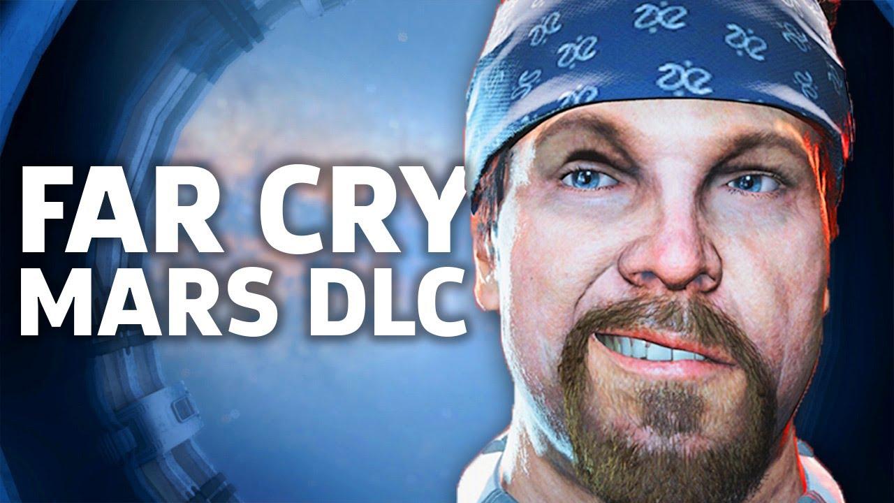 بالفيديو عرض لأسلوب لعب محتوى Lost on Mars من Far Cry 5