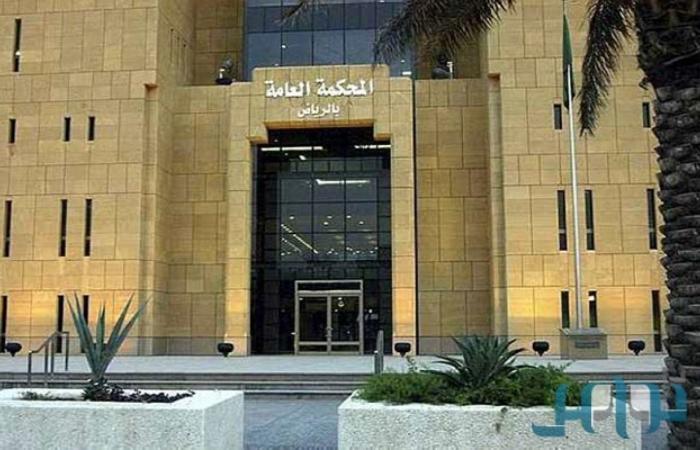 126955 جلسة قضائية بمحاكم المملكة خلال الشهر الماضي