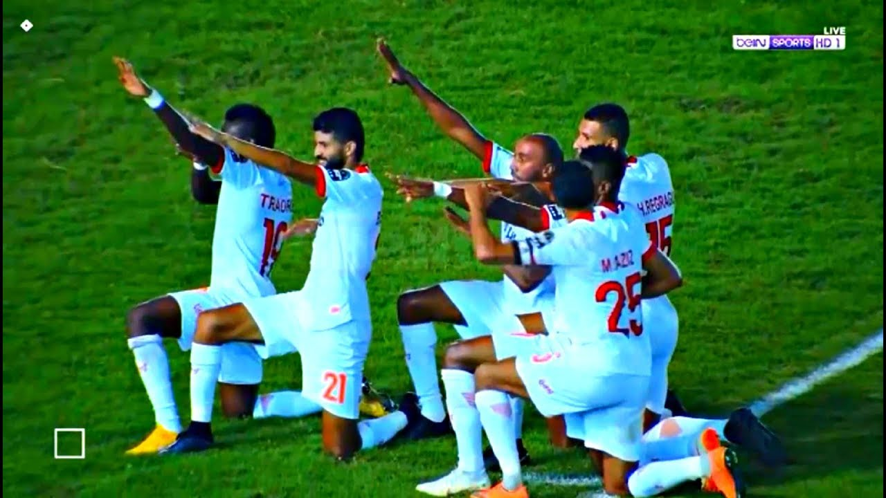 اهداف مباراة الهلال ونهضة بركان 0-2   كأس الاتحاد الافريقي 2018