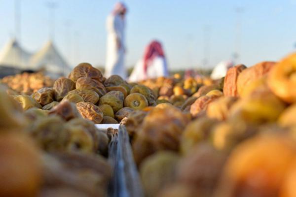 بالصور.. انطلاق مهرجان تمور بريدة 39  وسط حركة تسويقية كبيرة مع توافد كبير للمزارعين