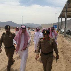 القبض علي مواطن أخفى حشيش ومبالغ مالية تحت ملابسه بالطائف