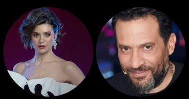"""ترشيح الفنانة يسرا اللوزي لبطولة مسلسل """"بحر"""" أمام الفنان ماجد المصرى"""