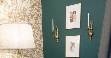 بالصور ديكورات متميزة لمحبي اللون الزيتي