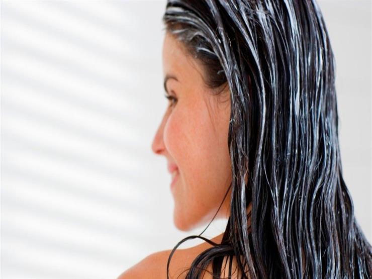 ماسكات طبيعية للحفاظ علي جمال الشعر في المنزل
