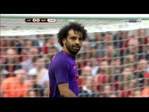 بالفيديو شاهد أهم لقطات مباراة ليفربول و نابولى