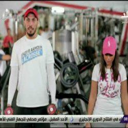 بالفيديو شلالات صناعية فى فندق فى الأردن