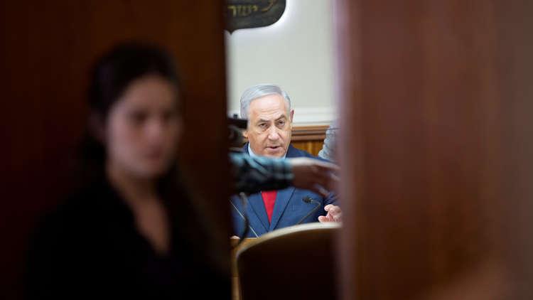 رئيس الوزراء الإسرائيلي يوعز لجيش الإحتلال بالإستعداد لكافة الإحتمالات فى قطاع غزة