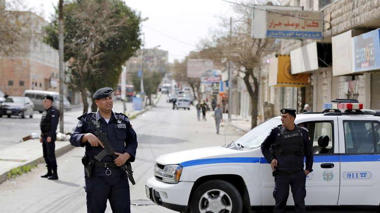 الداخلية الأردنية إنفجار الفحيص نتيجة عمل إرهابى
