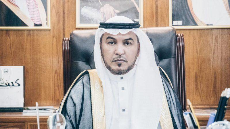 مدير فرع البيئة والمياه والزراعة بمنطقة مكة يحتفل بعقد قران كريمته