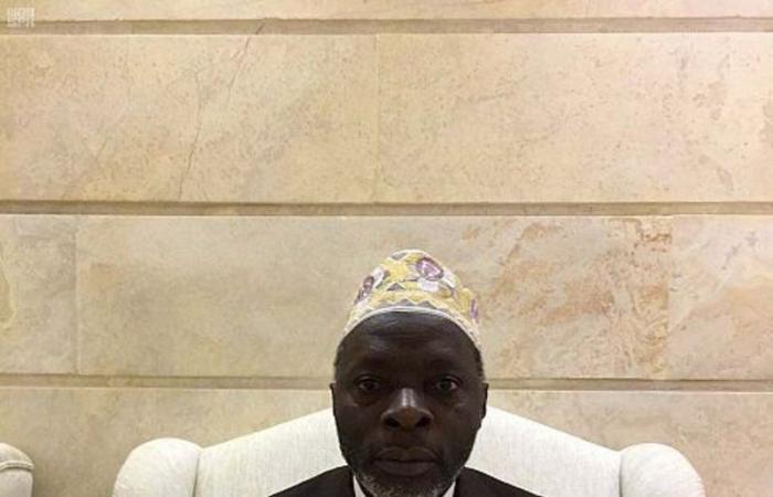 الشيخ عبدالله سمامبو يُثمن جهود المملكة في خدمة ورعاية ضيوف الرحمن