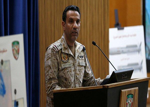 """العقيد الركن """"المالكي"""" يكشف سبب سقوط  إحدي الطائرات التابعة للتحالف بمحافظة المهرة اليمنية"""