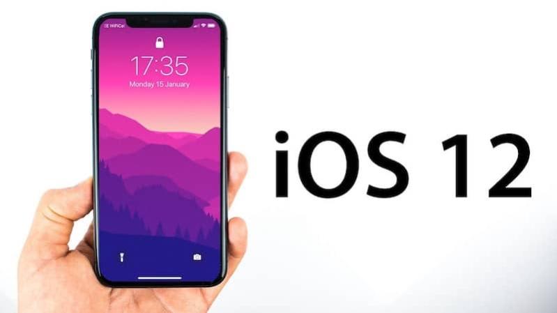 آبل تطلق نظام التشغيل الجديد IOS 12 الخاصة بهواتف أيفون