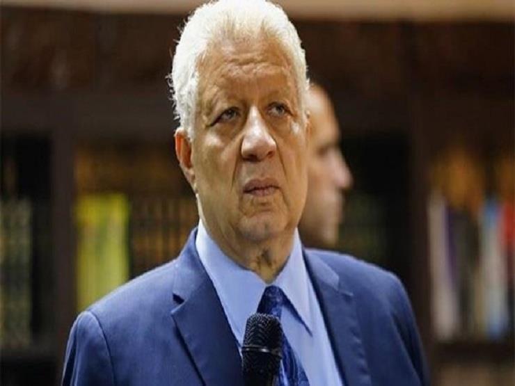 """الاتحاد الإفريقي لكرة القدم """"كاف"""" يعاقب مرتضى منصور بالإيقاف لمدة عام"""