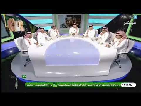 محمد الدويّش: انا ضد إستمرار اي نشاط رسمي مع وجود نشاط رسمي للمنتخب