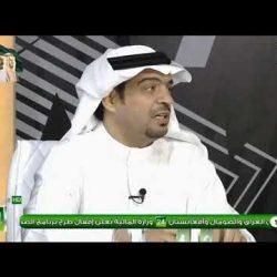عدنان جستنيه : لمعجب الدوسري : كيف مستويات حكام مباريات اليوم