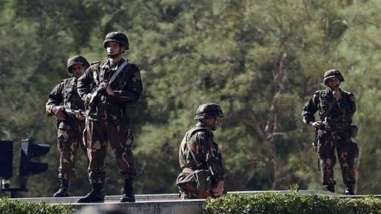 وزارة الدفاع الجزائرية توجه ضربة قوية للمسلحين مدينتي بجاية وسكيكدة