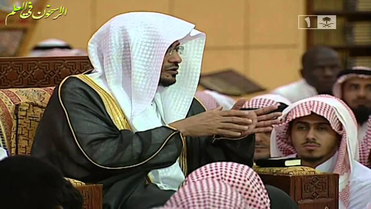 شاهد الشيخ صالح المغامسي يتحدث عن فضل يوم عاشوراء