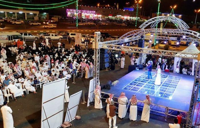 انطلاق مهرجان الرمان الوطني في نسخته السابعة بمنطقة الباحة