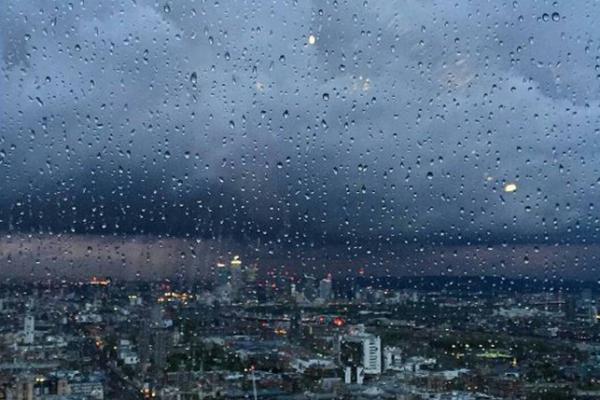 توقعات هيئة الأرصاد باستمرار هطول أمطار رعدية علي 6 مناطق حتي يوم غد