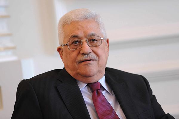 رئيس دولة فلسطين،: يؤكد فلسطين كانت ولا تزال وستبقى إلى جانب المملكة العربيةالسعودية