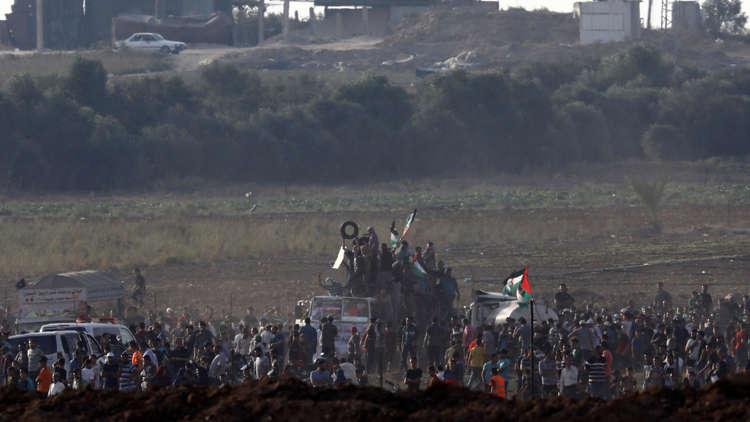 الجيش الإسرائيلي يقتل طفل وشاب شرق قطاع غزة
