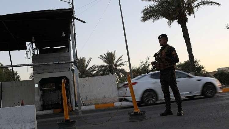 الإنفجارات تسيطر على العاصمة العراقية بغداد