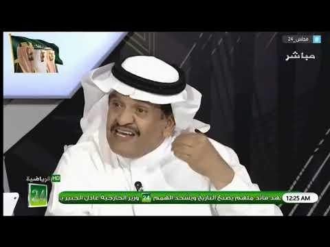 عدنان جستنيه : ارحموا أبو سته و كفاية شماته