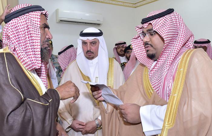 الأمير تركي بن هذلول يلتقي أهالي شرورة ويدشن مشروعات صحية ويتفقد منفذ الوديعة الحدودي