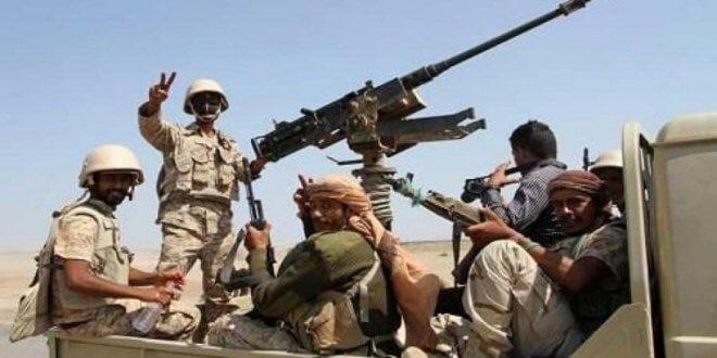 مصرع وإصابة 37 حوثيا فى معارك بالضالع