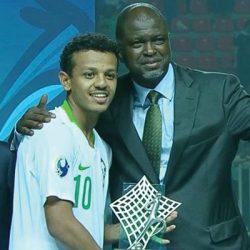 رئيس الاتحاد الآسيوي يهنئ المنتخب السعودي بمناسبة فوزه ببطولة كأس آسيا للشباب
