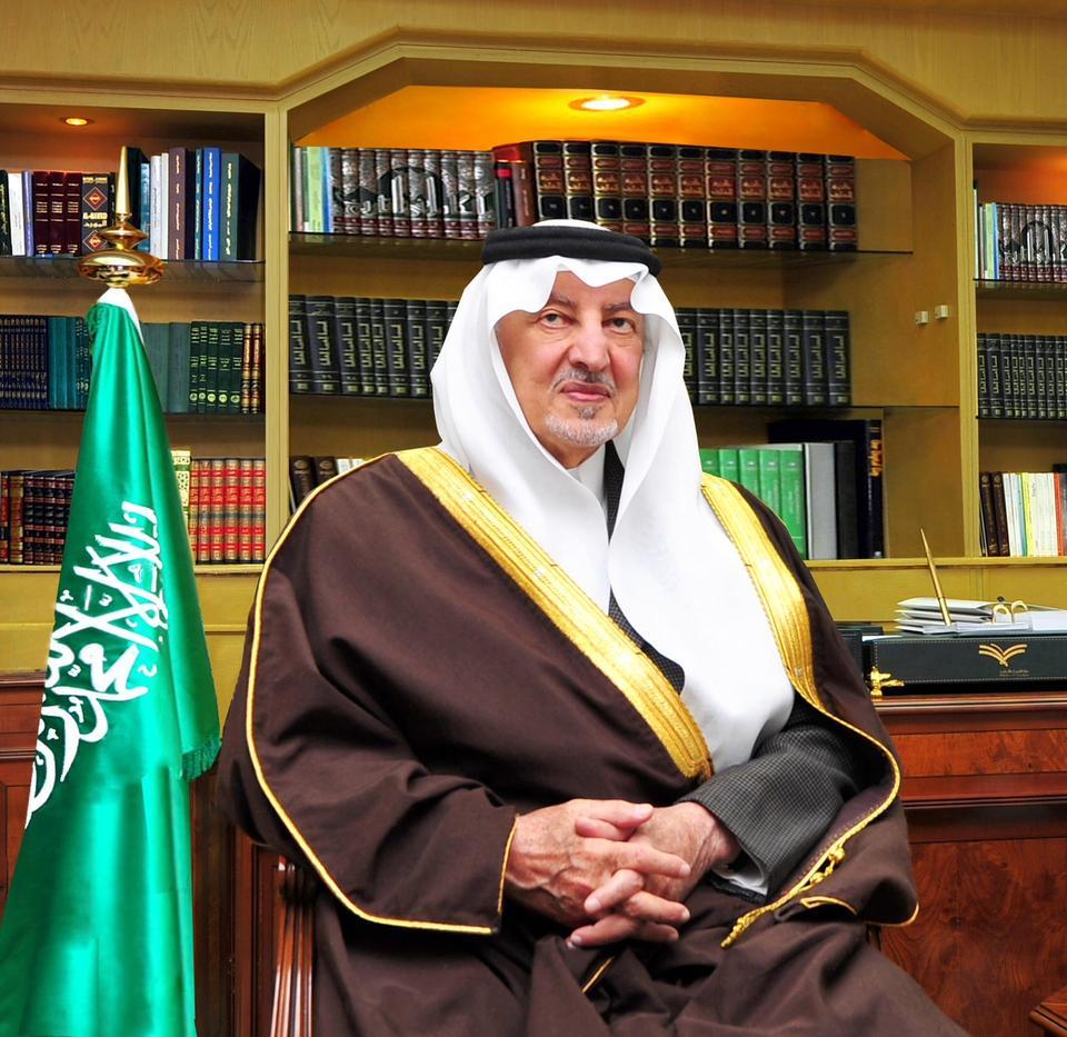 الأمير خالد الفيصل يعلن عن جائزة الأمير عبدالله الفيصل العالمية للشعر العربي