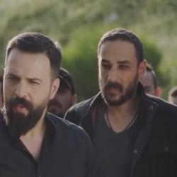 ياسمين رئيس مع محمد إمام فى فيلم لص بغداد