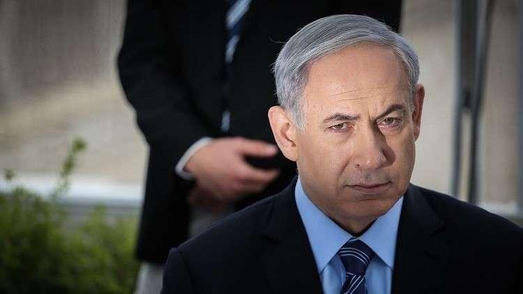 رئيس الوزراء الإسرائيلي يقطع زيارته لباريس بسبب  الاشتباكات على حدود غزة