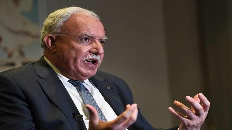 بعثة دولة فلسطين لدى جامعة الدول العربية تطلب عقد اجتماع طارئ