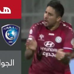 هدف الهلال الثالث ضد الاتفاق (غوميز) مباراة مؤجلة من الجولة 5 من دوري كاس الامير محمد بن سلمان