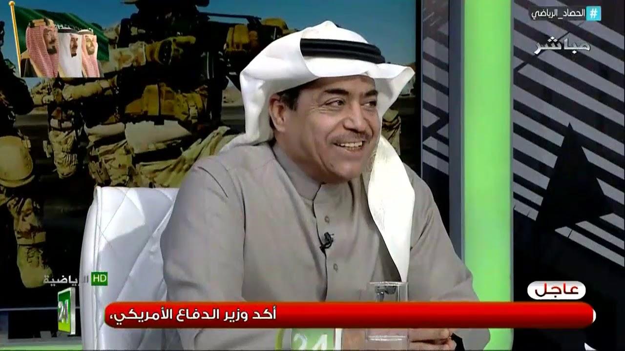 عبدالمحسن الجحلان: #الهلال فريق عالمي فهد الطخيم: هذه نكتة الموسم
