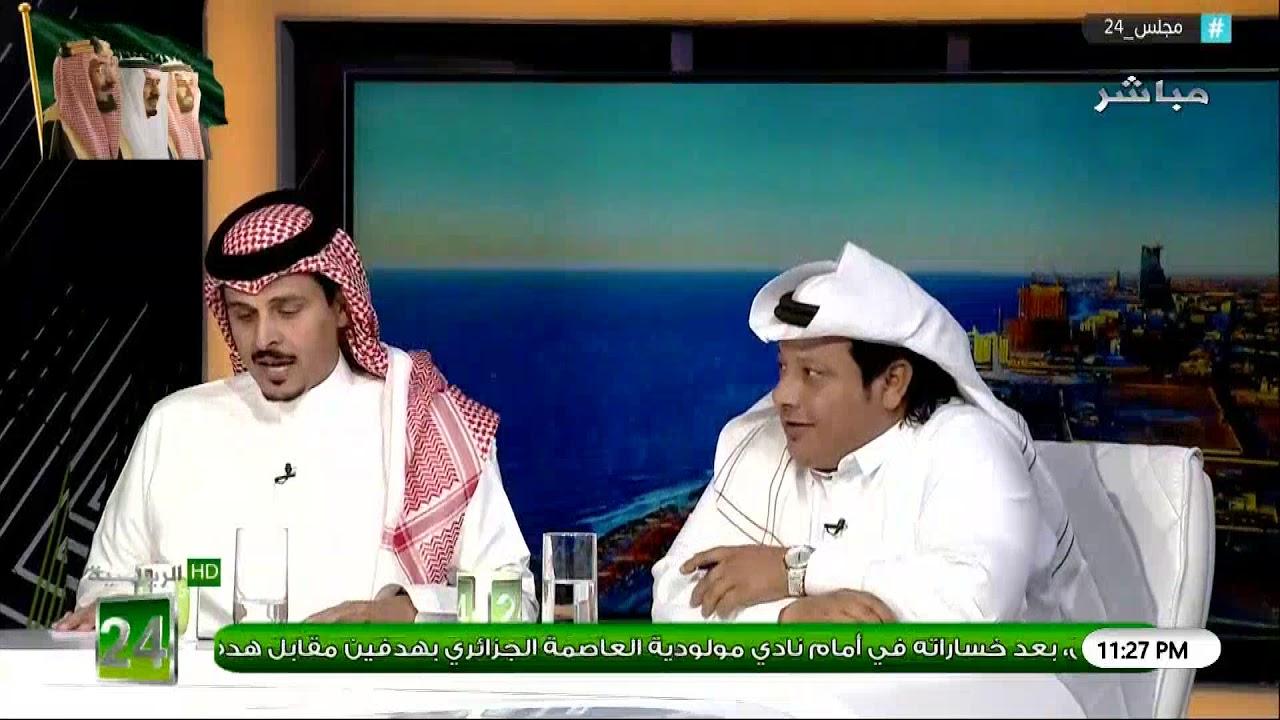 طارق النوفل : هتان باهبري لن يستمر في الشباب
