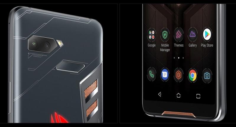 ROG Gaming Phone هاتف أسوس الجديد لعشاق الألعاب