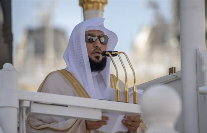 الشيخ ماهر بن حمد: الإسلام دين سماحة وسلام للبشرية