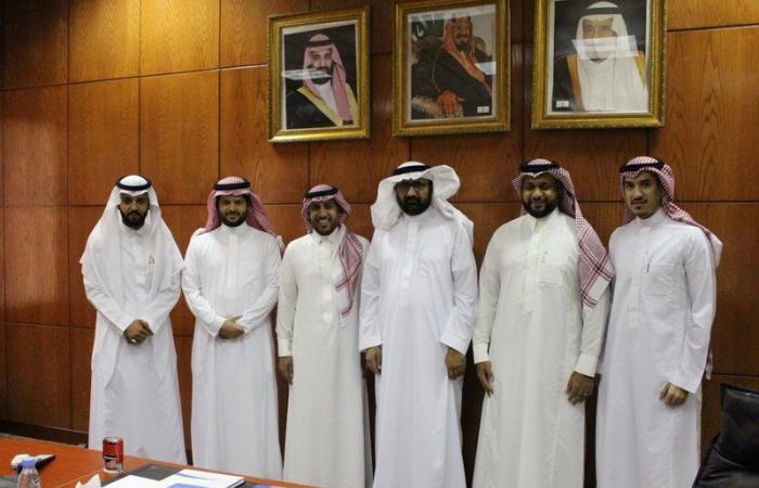 مذكرة تفاهم بين كلية الحقوق والعلوم السياسية والهيئة السعودية للمحامين