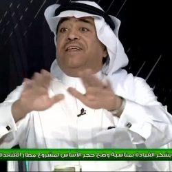 عبدالمحسن الجحلان : علي النمر لاعب سعودي فهد الطخيم : اتحداك اذا صحيح