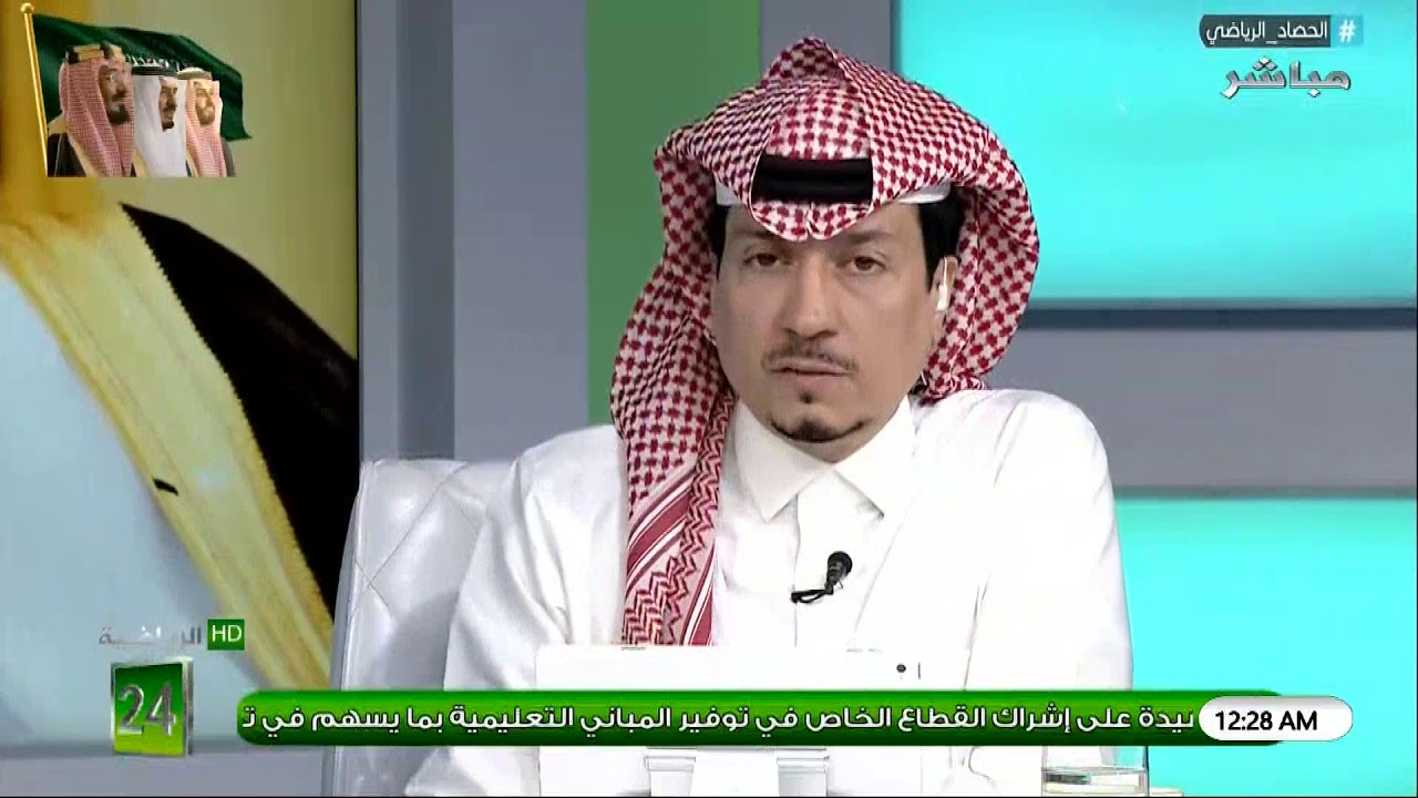 """""""فهد القحيز"""" : اذا نادي النصر قدم ما يثبت صحة الاحتجاج فهذا يكفل حق النصر في لجنة الاستئناف"""